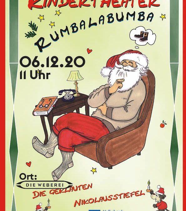 Kindertheater || Die geklauten Nikolausstiefel
