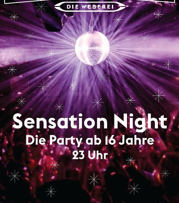 Sensation Night