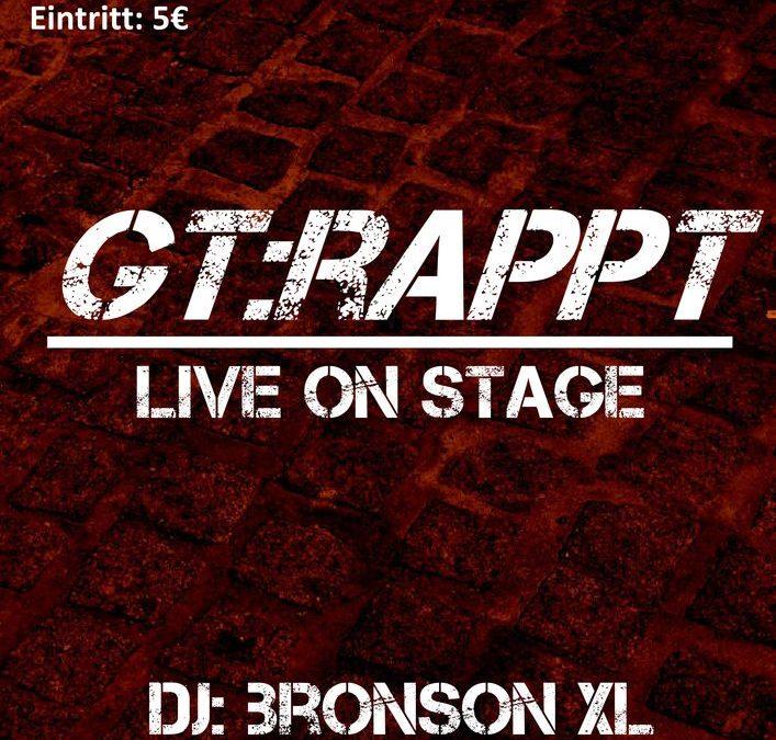 GT:rappt – live on stage