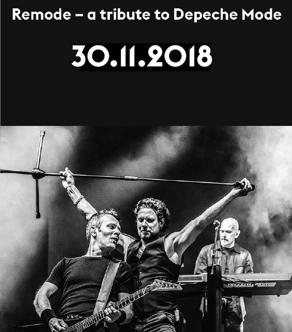 Remode – a tribute to Depeche Mode