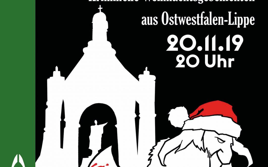 Weihnachts-Crime-Night