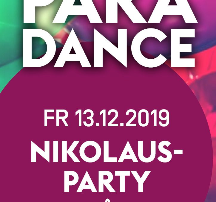 Paradance – Nikolausparty