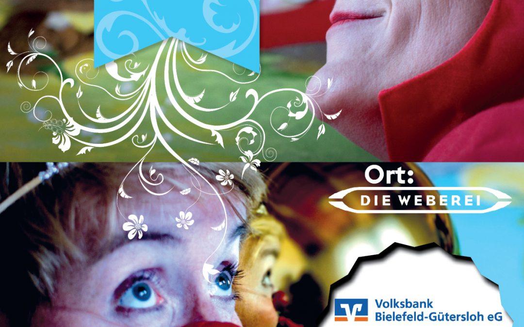 Kindertheater    Grimms Märchen mit 2 Clowns und 1 Kiste