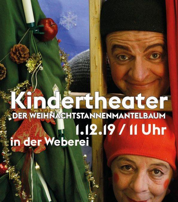 Kindertheater || DER WEIHNACHTSTANNENMANTELBAUM