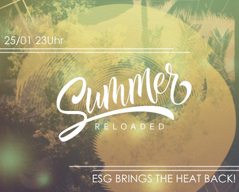 ESG brings the heat back!