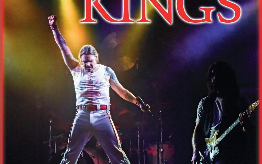 """The Queen Kings: """"Bohemian Rhapsody"""""""