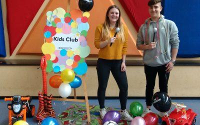 Neues Format für Kinder: Weberei Kids Club feiert Premiere