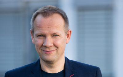 """Thomas Schreckenberger live in der Weberei: """"Hirn für alle"""""""