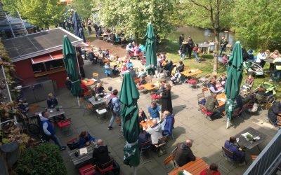 Ein rundum gelungener Start in die Outdoor-Saison: Das war das Weberei Terrassenfest am 1. Mai!