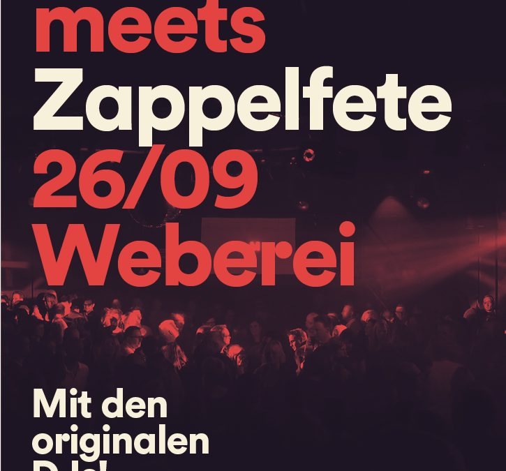 M/Oelde Revival Party meets Zappelfete