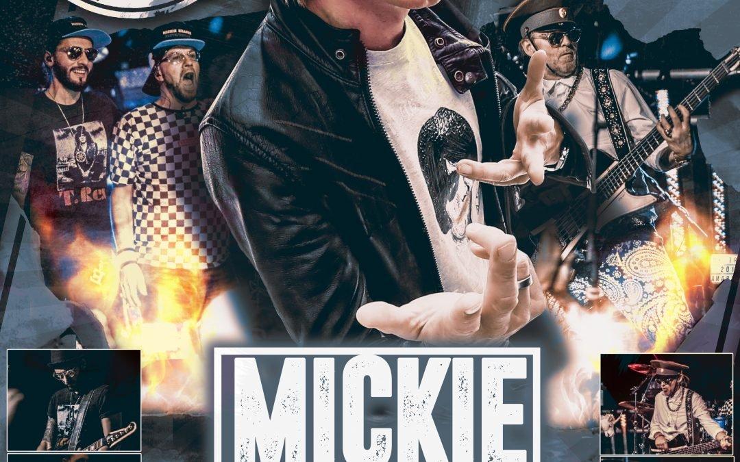 """Mickie Krause & Band – """"EineWocheWach – Tour"""""""