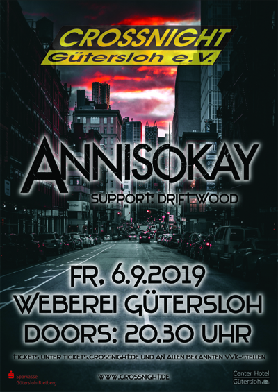 Annisokay – Crossnight