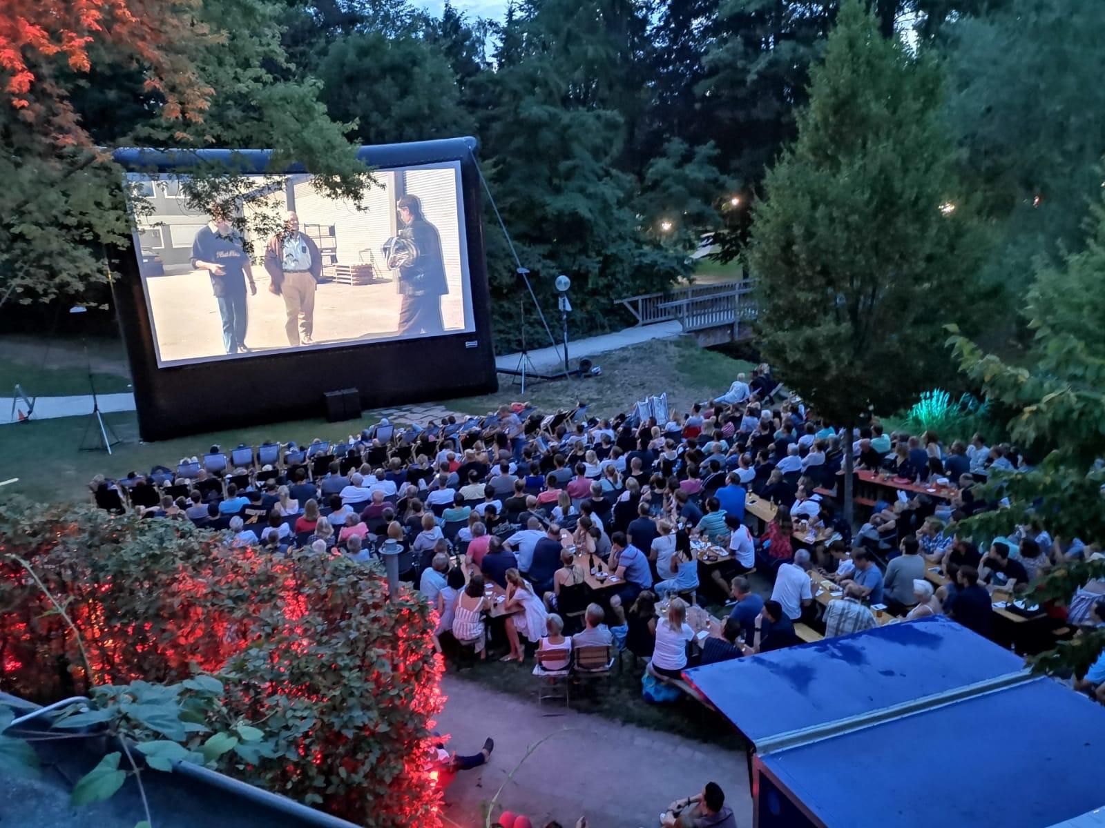 Open Air Kino Friedrichshain