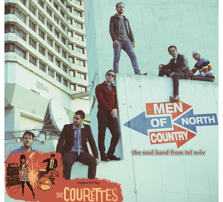 Men of North Country + The Courettes (CSB)