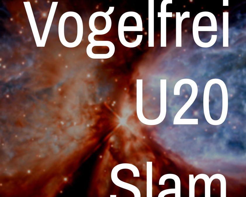 Vogelfrei U20 Slam