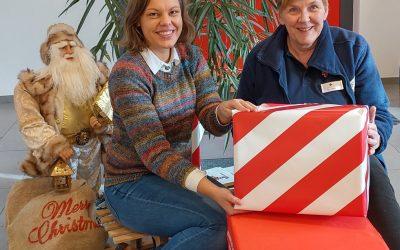 Geschenke-Aktion im Bürgerkiez: Mitmenschen eine Freude machen