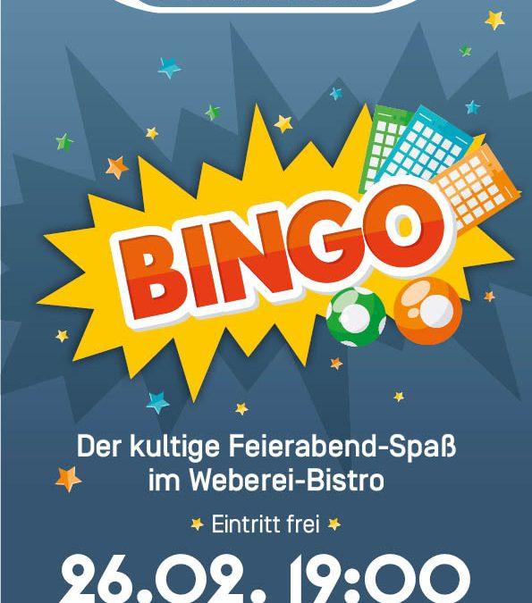 Runder Mittwoch – Bingo