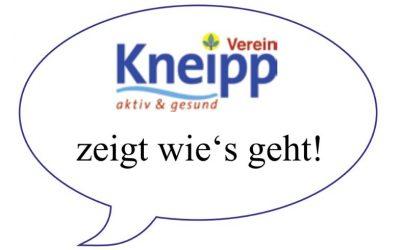Kneipp-Stammtisch im Weberei-Wintergarten