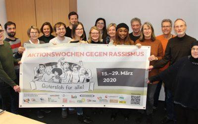 Aktionswochen gegen Rassismus – Gütersloh für alle!