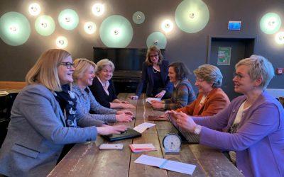 Speed Dating der anderen Art – Kommunalpolitikerinnen treffen Bürgerinnen