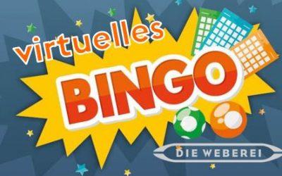 Virtuelles Bingo am 09.04.2020 um 20 Uhr