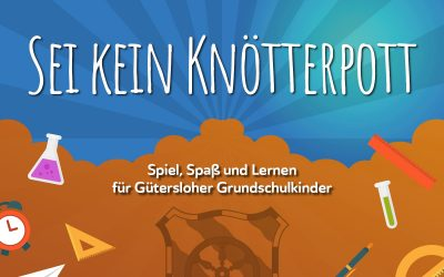 Bürgerkiez Kinderprogramm für daheim: Knötterpott