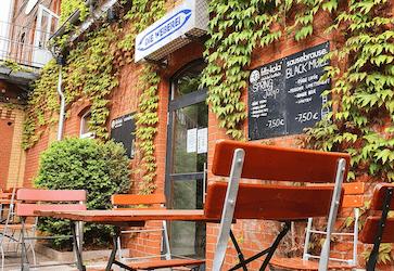 Größter Biergarten der Innenstadt geöffnet