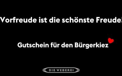 Weberei-Gutschein