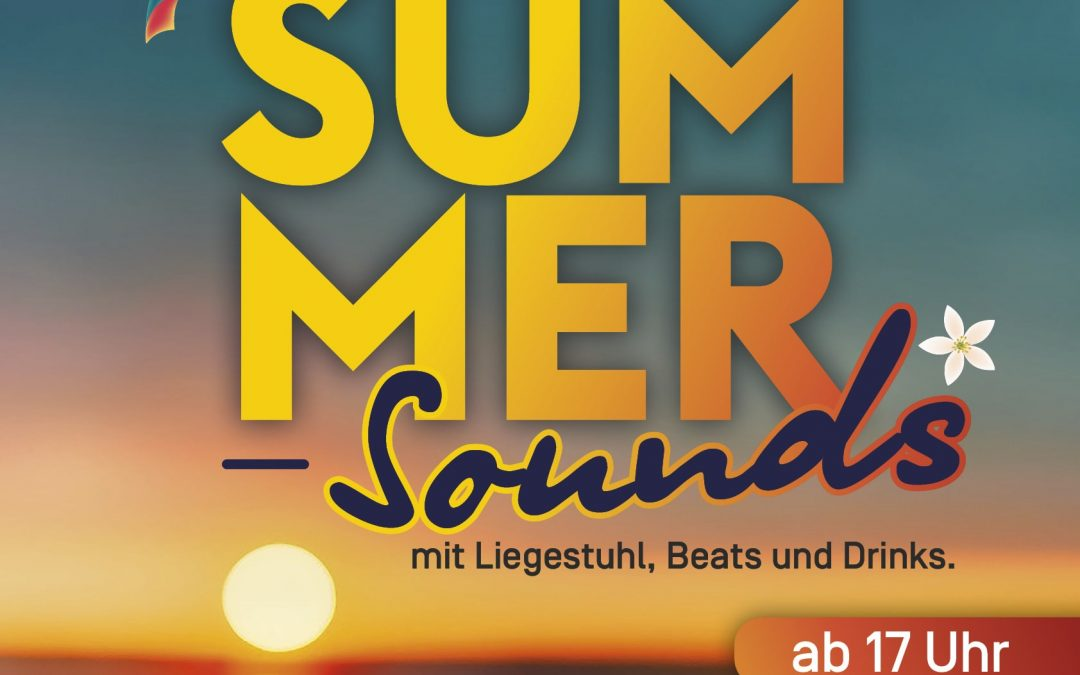 Summersounds – August