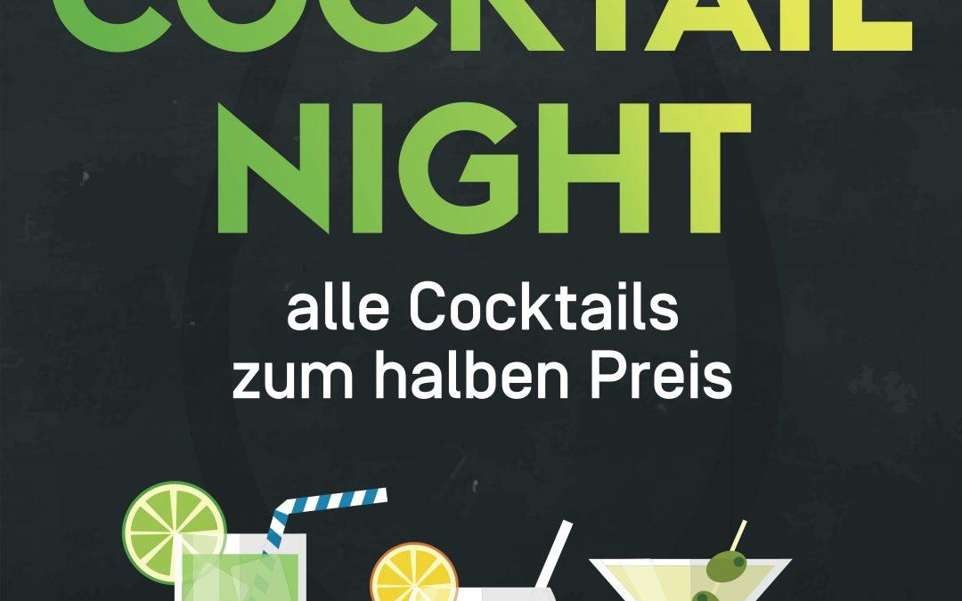 Cocktailnight im Bistro