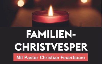 Familien-Christvesper