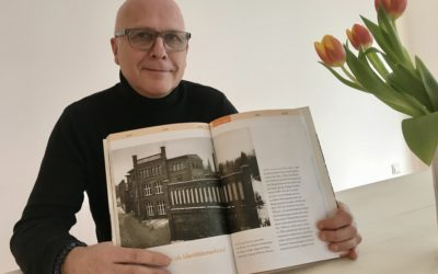 Weberei Cultural Quarter zum Thema 1984 in Gütersloh: Ein Stück Stadtgeschichte