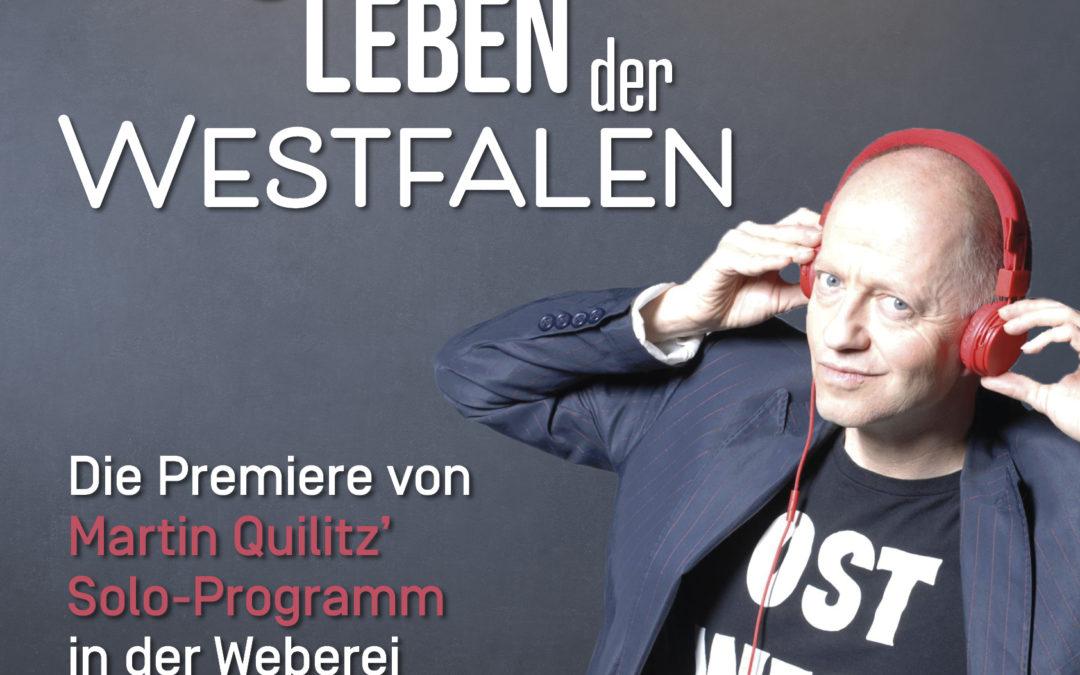 Martin Quilitz: 35jähriges Bühnenjubiläum
