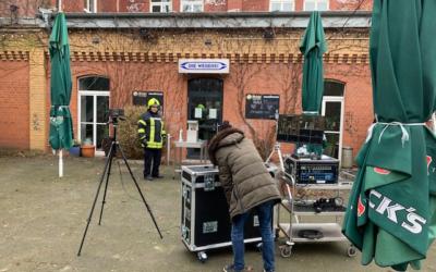 Cultural Quarter mit der Feuerwehr – für Erwachsene