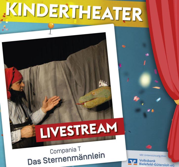 Kindertheater am Ostermontag: das Sternenmännlein