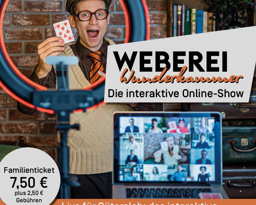 Weberei-Wunderkammer von Schmitz-Backes