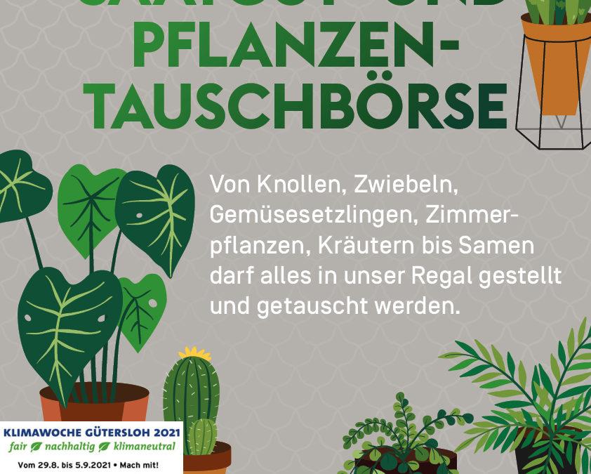 Saatgut- und Pflanzentauschbörse